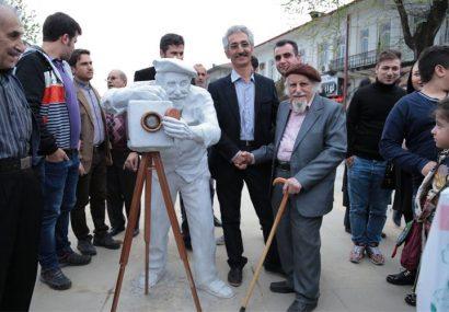 استاد ابراهیم دروی پیشکسوت عکاسی آتلیهای گیلان درگذشت