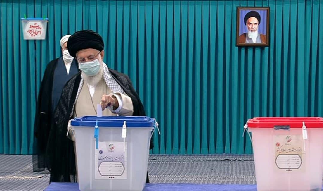 رأی مردم سرنوشت آینده کشور را رقم میزند   بیایید تشخیص دهید، انتخاب کنید و رأی دهید
