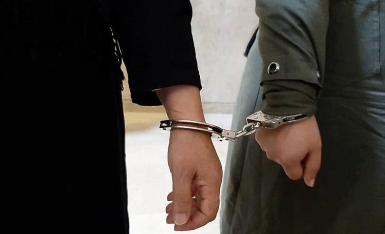 دستگیری خانم ۲۹ ساله به دلیل انتشار فیلم و تصاویر نامتعارف در شرق گیلان!