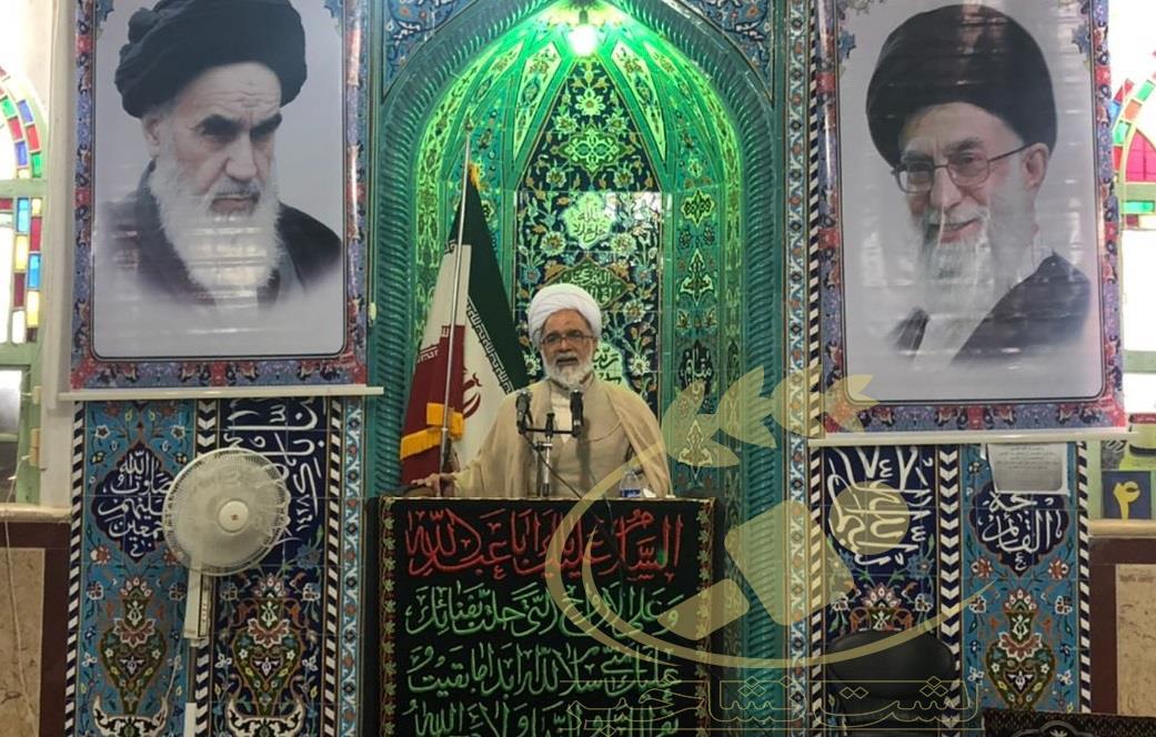 انتقاد تند امام جمعه از مسئولین به خاطر تعطیلی برخی از نانواییهای لشت نشا